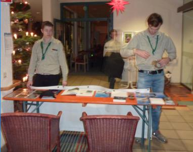 Weihnachtsfeier Taunus.Weihnachtsfeier 2014 Pfadfinder Bad Homburg
